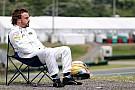 Alonso yarışta yine yeni bir motor kullanmak zorunda