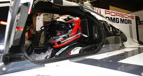 Magnussen, Porsche ile LMP1 testine çıktı
