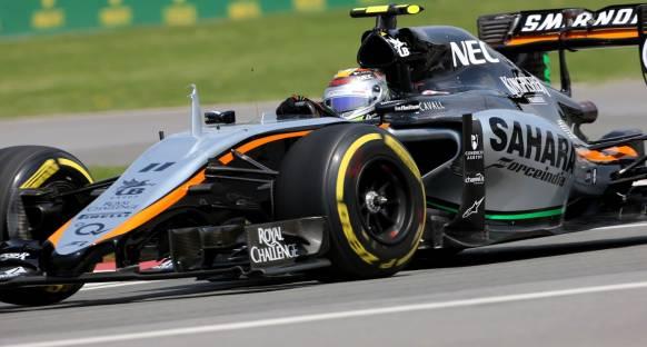 Perez: 'Aston Martin ortaklığı Force India'nın ihtiyacı olan şey'