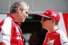Arrivabene: 'Raikkonen ve Bottas mücadelesinde suçlu yok'