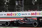 Button, Meksika sıralamalarına katılamadı