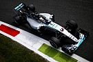 Monza'da İlk Antrenmanın En Hızlısı Hamilton