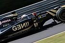 Grosjean: Belirsizlikler Lotus'u olumsuz etkiliyor