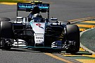 Rosberg aracının frenlerinden memnun değil