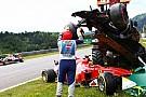 'Raikkonen-Alonso kazasında hata yok'