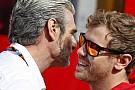 Ferrari patronu: 'Vettel birinci pilot değil'