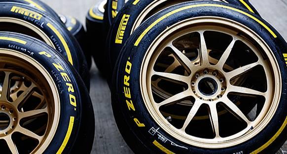 F1 13-inch lastikler ile devam edecek