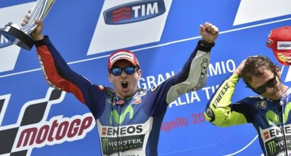 Rossi: Lorenzo'nun hızı kötü haber