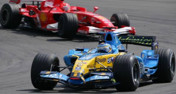 Alonso: Lastik rekabeti Formula 1'i canlandırabilir