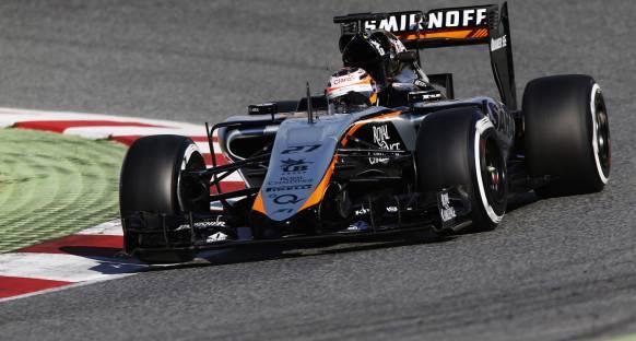 Force India: Monako'da şansın yanlarında olmasını umuyor