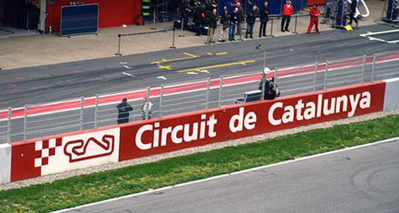İspanya Grand Prix - 1. Antrenman turları Canlı
