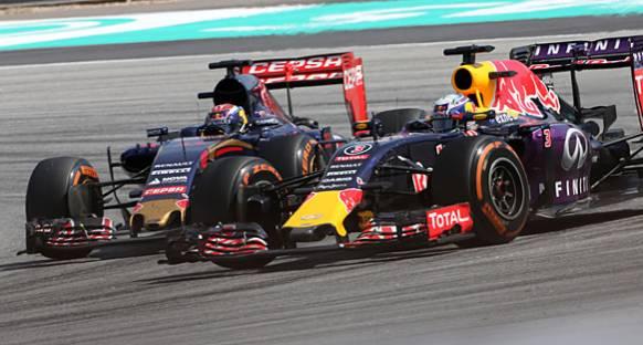 Toro Rosso, Red Bull'un önünde olmayı önemsemiyor