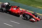 Vettel sakin geçen Cuma gününden dolayı mutlu
