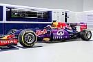 İşte Red Bull'in 2015 renkleri
