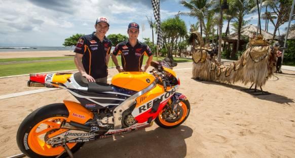 Honda yeni motorunu Bali'de tanıttı