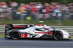 ALMS Son dakika 22. Saat: Porsche yavaşlıyor, Audi yeniden lider