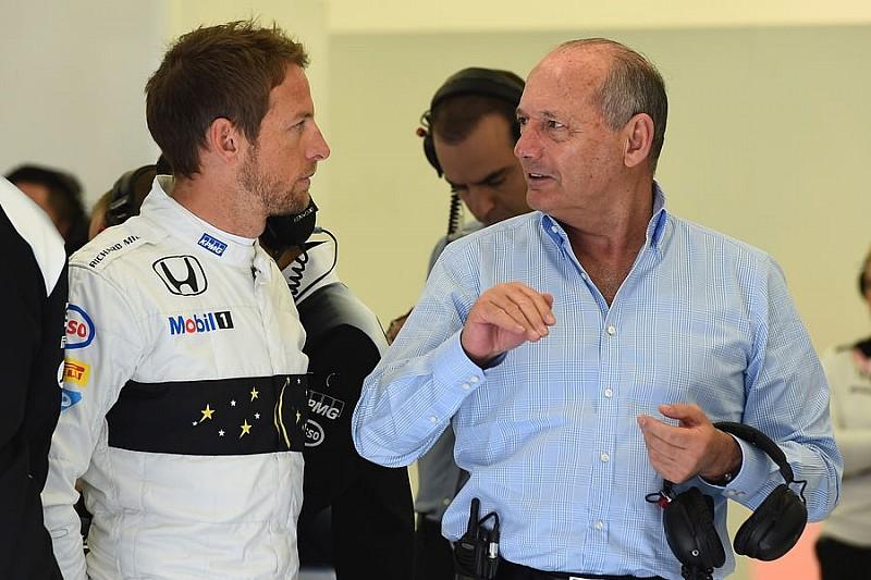Баттон зазначив прогрес McLaren в порівнянні з Мельбурном
