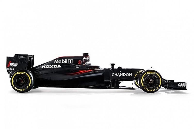 McLaren Honda представила MP4-31
