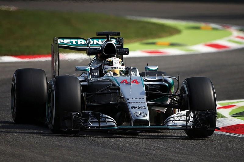 Гран Прі Італії: перша практика