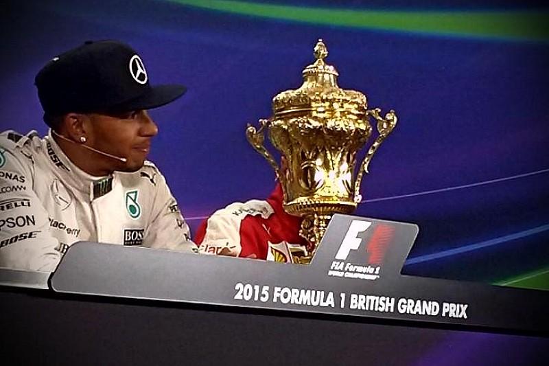 Гран Прі Великобританії: гонка