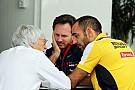 Renault і Екклстоун обговорили майбутнє компанії у Формулі 1