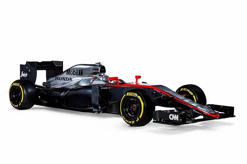 Презентация McLaren MP4-30