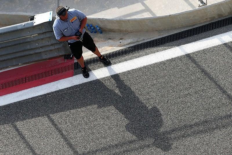 Pirelli о тестах в Бахрейне