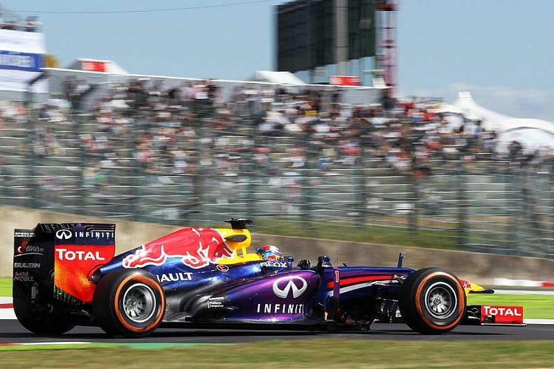 Гран При Японии: вторая тренировка