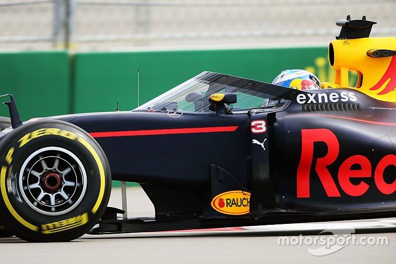 """Ricciardo over test met Aeroscreen: """"Eerste indruk is positief"""""""
