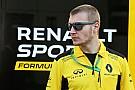 希洛钦:GP2锦标远比F1测试车手重要