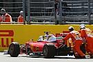 La Ferrari sostituisce il cambio a Vettel: perde 5 posizioni in griglia