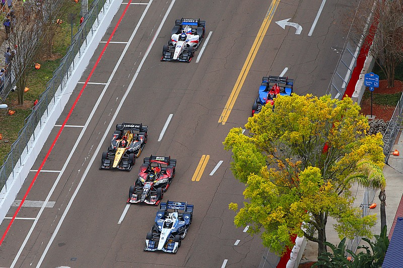 IndyCar Grand Prix van Boston afgelast