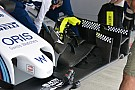 Breve análisis técnico: Ala delantera del Williams FW38