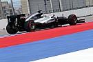 GP de Rusia: Hamilton lidera los últimos libres