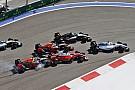 Vettel, molesto por quedar fuera del GP de Rusia