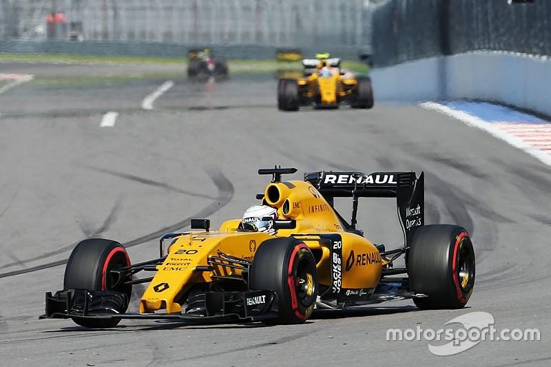 De 17º a 7º, Magnussen consegue primeiros pontos da Renault