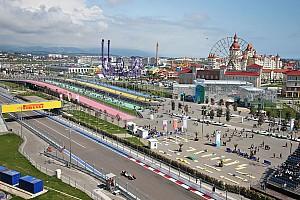 Formula 1 Ön Bakış Rusya GP Canlı Yayın