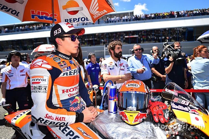 Le tante incognite di Le Mans non spaventano Marc Marquez
