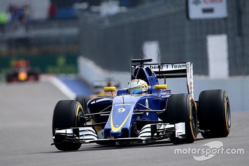 Sauber zegt Barcelona F1-test af