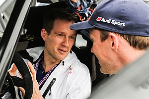 World Rallycross 突发新闻 奥吉尔:真想早日测试WRX赛车