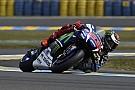 Lorenzo startet vor Marquez und Iannone