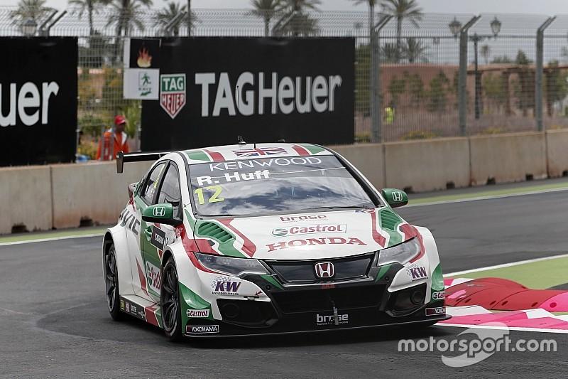 Honda domineert met 1-2-3 in Marrakech, Huff op hoogste trede podium