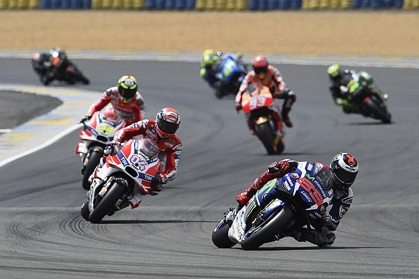 MotoGP MotoGP勒芒:洛伦佐称雄 全场意外频发