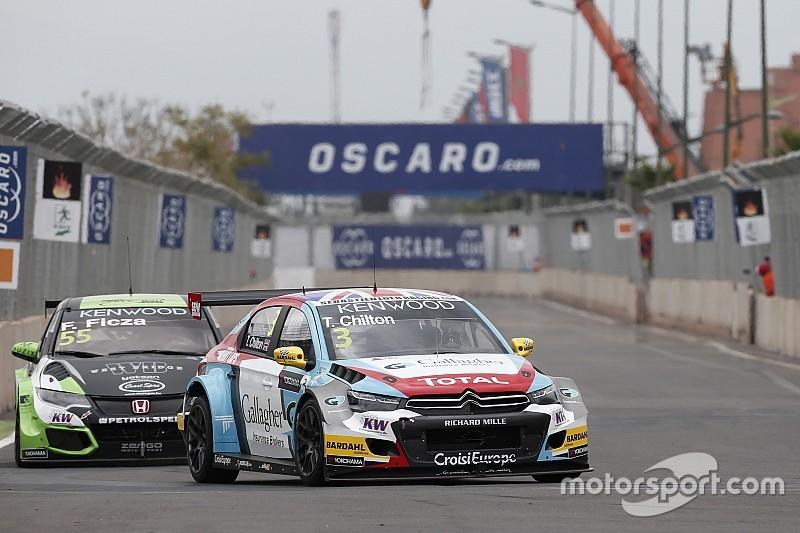 Чилтон исключен из протокола второй гонки в Марокко