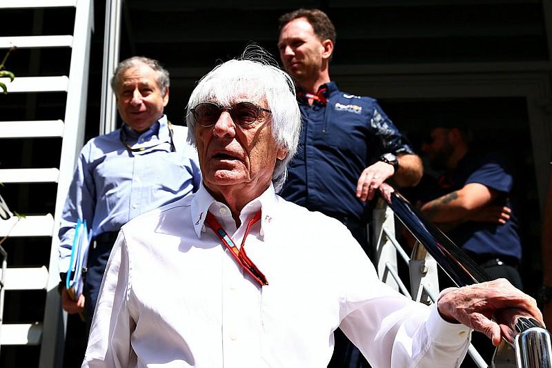 Kolumne: Wer ersetzt Bernie Ecclestone, wenn er geht?