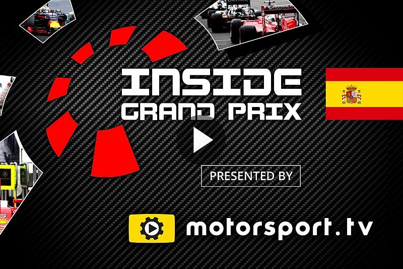 Video: Inside Grand Prix Spanien 2016