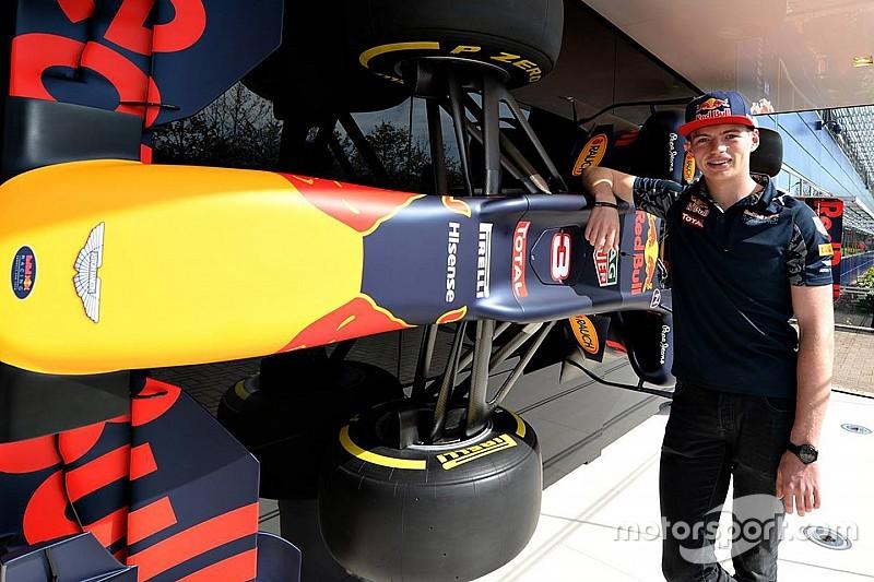 """Verstappen: """"Dal passaggio in Red Bull non ho avuto un minuto libero"""""""