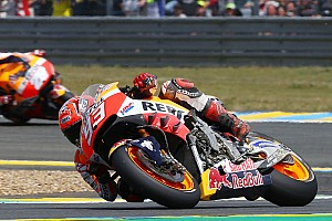 MotoGP Аналитика Анализ: как Ле-Ман обнажил слабые места Honda