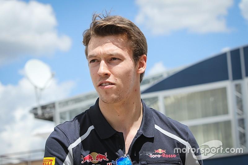 """Kvyat: """"Heb nog geen echte uitleg gekregen van Red Bull"""""""
