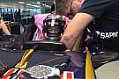 Квят пройшов процедуру підгонки сидіння в Toro Rosso